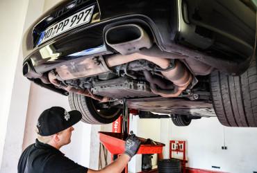 Porsche 911 Kupplung wechseln / Kosten Kupplungswechsel