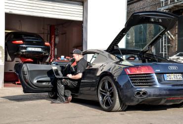 Audi R8 Kupplung wechseln / Kosten R8 R-tronic Kupplungswechsel
